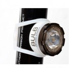 Фонарь мигалка задний A-Bulb R, белый корпус, 60 гр.