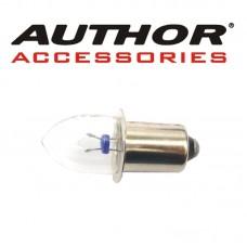 Лампочка для фонаря  A-H2K 2,5V/0,5A Kриптон