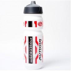 Фляга AB-Tcx-Shanti proteam 850 ml, цвет : бело/красно/черный, 92 грама