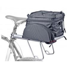 Сумка на багажник с багажником A-N LitePack 20, вес 1500 гр