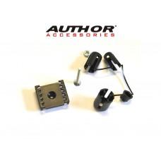 Крепление для крыла Author X-Bow переднее, черный