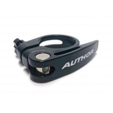 Эксцентрик с зажимом седла Author AQR-C13 d.34,9mm (black)