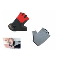 Перчатки  Team III S, красные/черные