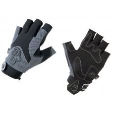 Перчатки  AG short M, серые/черные