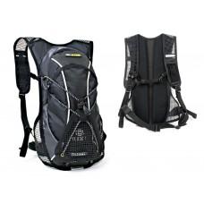 Рюкзак A-B Turbo I, черно серый, обьем 6 л., вес 450 гр