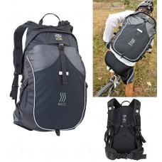 Рюкзак A-B Breeze, черно серый, обьем 25 л., вес 1120 гр