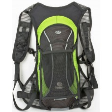 Рюкзак A-B Turbo X7 черно зелёный